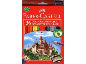 Faber-Castell Castell,sada 36ks