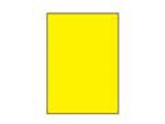 AGIPA Etikety univerzálne 210x297mm/A4 žlté (bal=100ks)