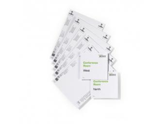 Durable Náhradné kartičky do inf.tabuliek Info Sign,149x148,5mm (bal=20ks)