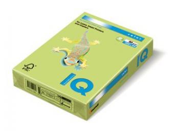 Farebný papier A4/160g LG46 olivovo zelený (bal=250hár)