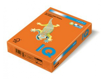 Farebný papier A4/160g OR43 Amsterdam oranžový (bal=250hár)