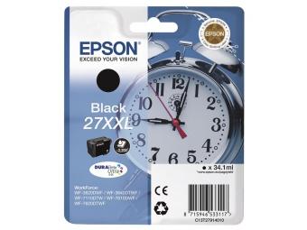 Epson 27XXL Atramentová náplň čierna