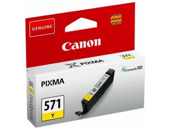 Canon CLI-571 Atramentová náplň Yellow