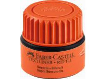 Faber-Castell Náplň do zvýrazňovača oranžová