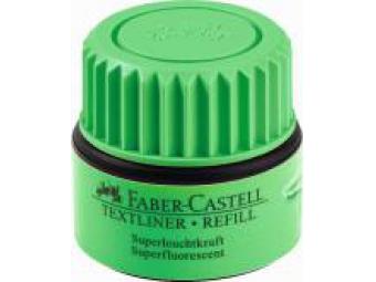 Faber-Castell Náplň do zvýrazňovača zelená