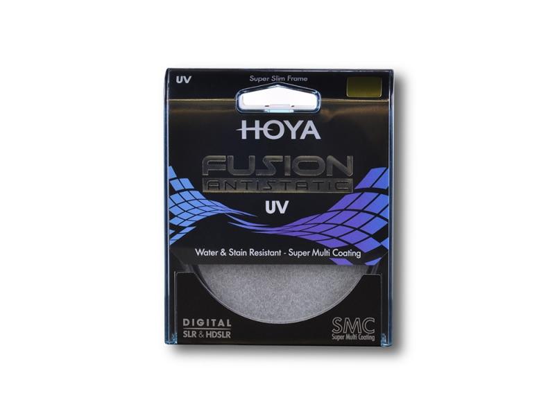 HOYA filter UV 67mm FUSION Antistatic