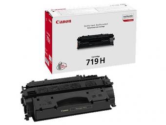 Canon 719H Tonerová kazeta Black, HC