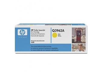 HP Q3962A Tonerová kazeta Yellow 122A
