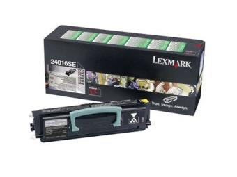 Lexmark 24016SE Tonerová kazeta Black