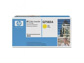 HP Q7582A Tonerová kazeta Yellow 503A