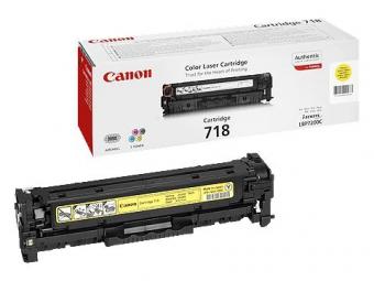 Canon 724 Bk Tonerová kazeta Black