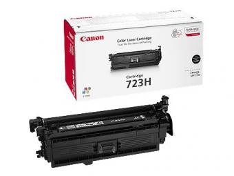 Canon 723H Bk Tonerová kazeta Black, HC