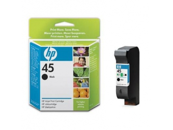 HP No.45 Atramentová kazeta Black (51645AE)