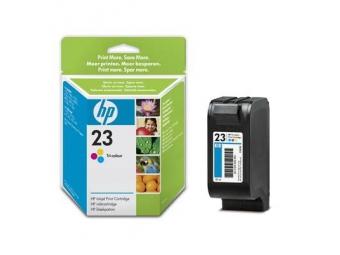 HP No.23 Atramentová kazeta Color (C1823D)