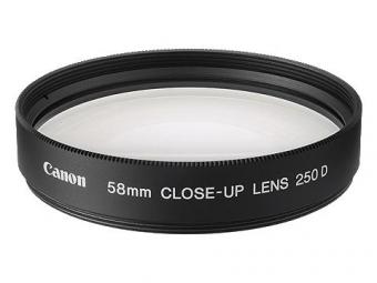 Canon Makro predsádka 250D 58mm