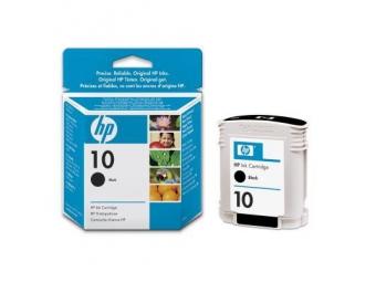 HP No.10 Atramentová kazeta Black (C4844A)