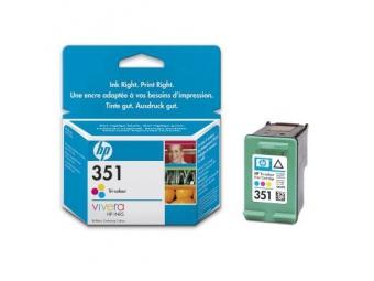 HP No.351 Atramentová kazeta Color (CB337E)