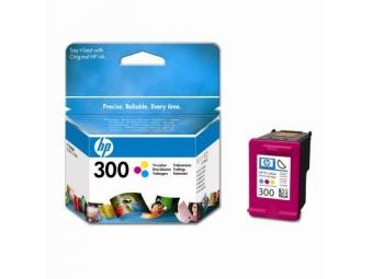 HP No.300XL Atramentová kazeta Color (CC644EE)
