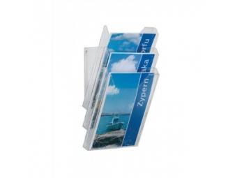 Durable COMBIBOXX A4 s 3 odkladačmi