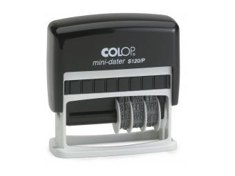 Colop S120/P samonamáčacia pečiatka komplet