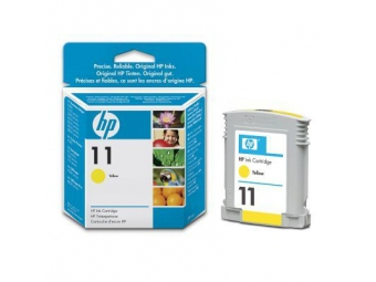 HP No.11 Atramentová kazeta Yellow (C4838A)