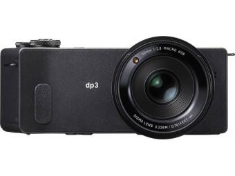 Sigma DP3 QUATTRO (50mm/F2.8)