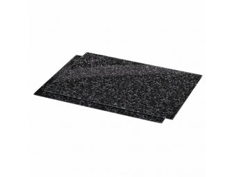 Xavax 111515 sklenená doska na krájanie Granite, 52 x 38,5 cm, set 2 ks