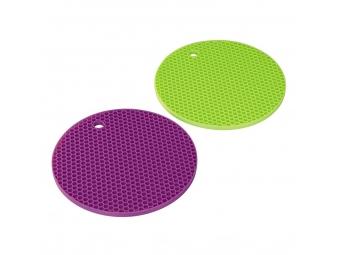 Xavax 111527 silikónová podložka pod hrnce, 2 ks v balení (cena za balenie)