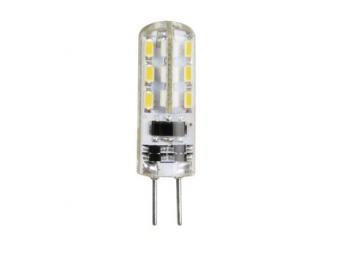 Xavax 112222 LED žiarovka, 12 V, 1,3 W (=11 W), G4, silikónová, teplá biela
