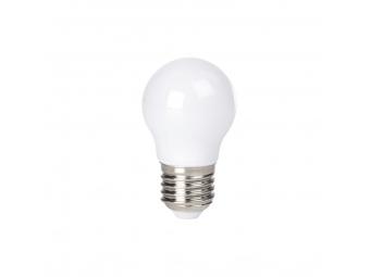 Xavax 112229 LED žiarovka, 2,5 W (=25 W), E27, plne sklenená, kvapka, teplá biela