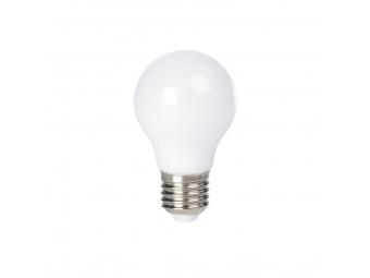 Xavax 112230 LED žiarovka, 4,5 W (=40 W), E27, plne sklenená, teplá biela