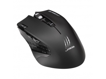 Hama 113733 uRage Unleashed bezdrôtová gamingová myš