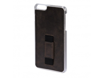 Hama 119176 Loop kryt pre Apple iPhone 6 Plus, hnedý