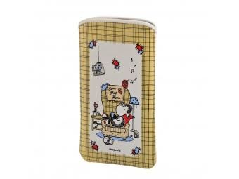Hama 123428 Sheepworld Home Sheep Home, puzdro na mobil, veľkosť XL