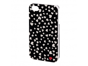 Elle 123655 Heart kryt na Apple iPhone 4/4S