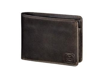 Hama 124954 pánská kožená peňaženka H3, 1923 Paris, tmavo hnědá