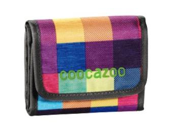 Coocazoo 129474 peňaženka CashDash, Melange A Trois Pink