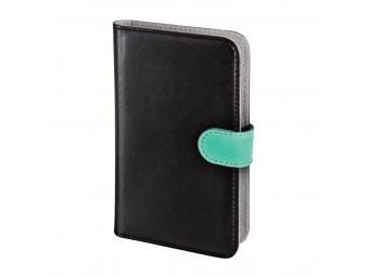 Hama 135450 Move Rotate puzdro na mobil, veľkosť 1 (4-4,5), čierne/mätové