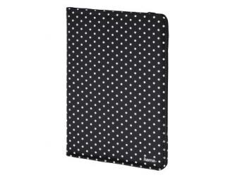 Hama 135533 Polka Dot puzdro na tablet, do 20,3 cm (8), čierne