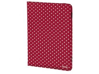 Hama 135535 polka Dot puzdro na tablet, do 20,3 cm (8), červené