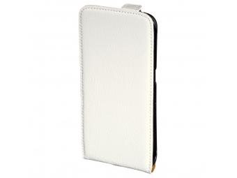 Hama 136718 puzdro Smart Case pre Samsung Galaxy S6 Edge, biele