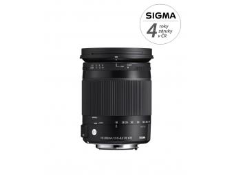 Sigma 18-300/3.5-6.3 DC MACRO HSM Contemporary Sony A záruka 4 roky