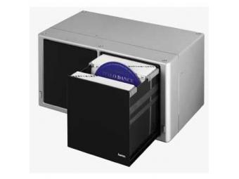 Hama 48319 plastový cd box Magic Touch 120, strieborný