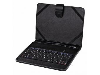 Hama 50468 obal s integrovanou klávesnicou pre tablet 8 (22,5 cm)
