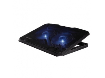Hama 53065 chladiaci stojan pre notebook Black
