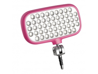 METZ Mecalight LED-72 smart pink - ružová