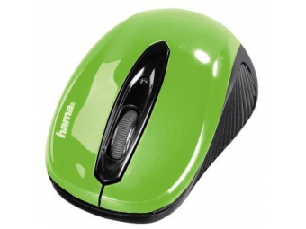 Hama 86567 optická my AM-7300, čierna/zelená