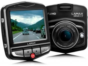 Lamax Drive C7 autokamera