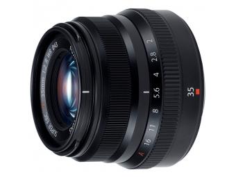 Fujifilm XF 35mm F2 R WR čierny
