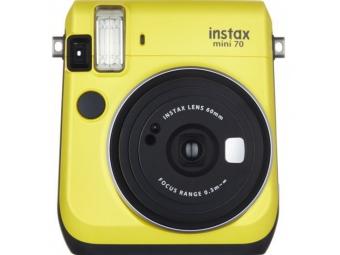 Fujifilm Instax mini 70 instant žltý